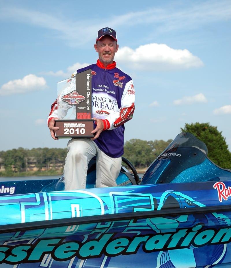 2010 Winner - Jay Keith
