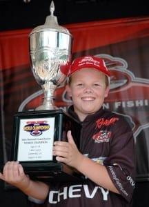 2010 11-14 Winner Shane Edgar