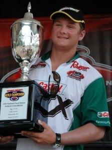 2010 15-18 Winner Greg Zellers