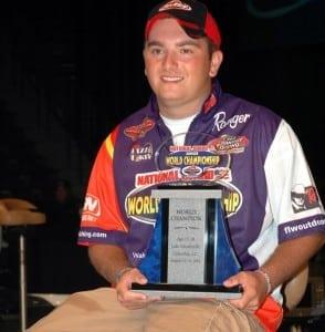 2008 15-18 Winner Kyle Raymer